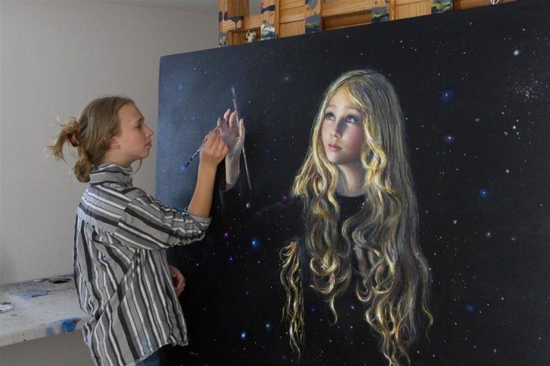 Akiane Kramarik Art ⓖ thegallerist.art