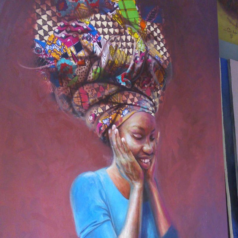 Clement Mmaduako Nwafor Art ⓖ thegallerist.art