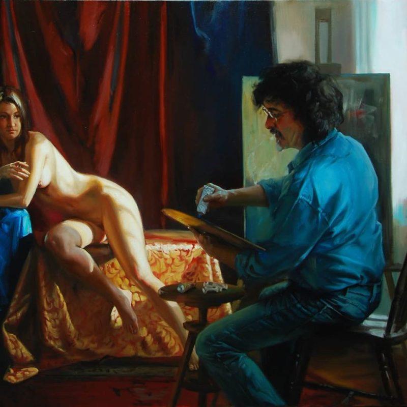 Gulyás László Art ⓖ thegallerist.art