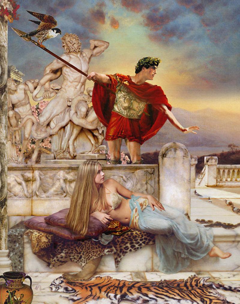 Howard David Johnson Art ⓖ thegallerist.art