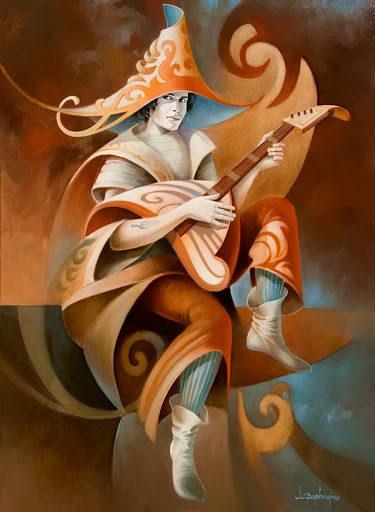 Jean Claude Desplanques Art ⓖ thegallerist.art