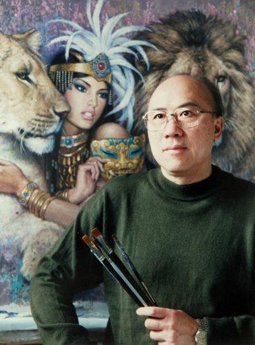 Karl Bang Art ⓖ thegallerist.art