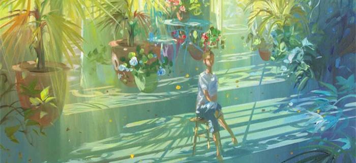 Laurent Parcelier Art ⓖ thegallerist.art
