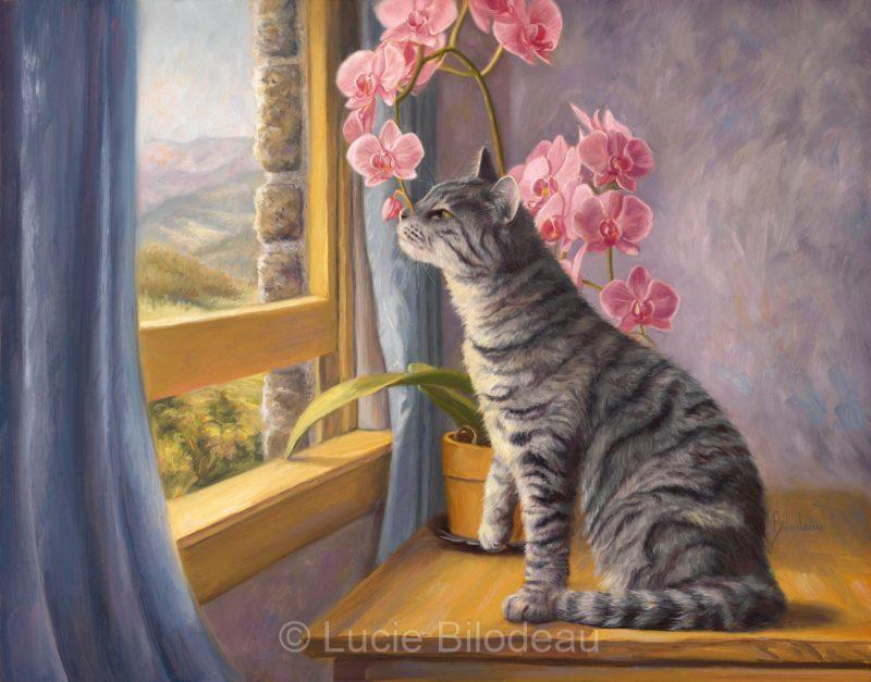 Lucie Bilodeau Art ⓖ thegallerist.art
