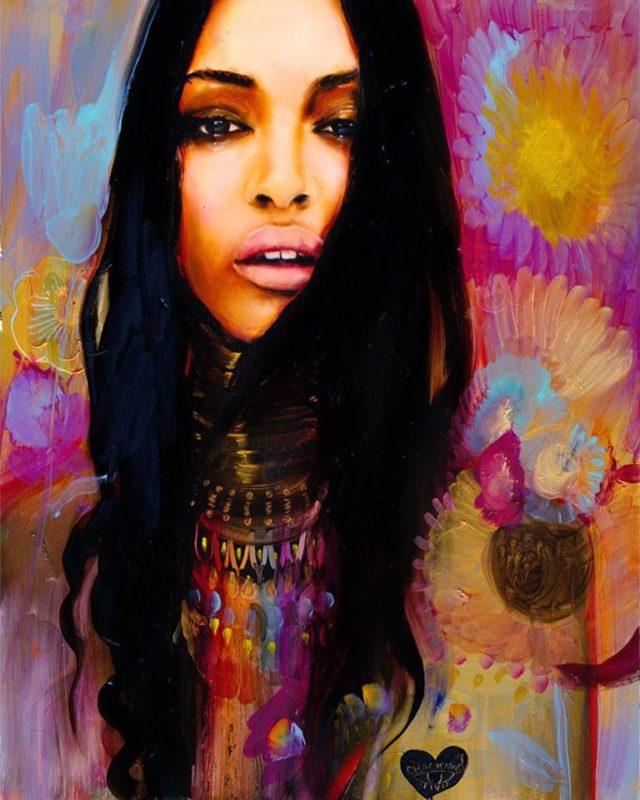 Charmaine Olivia Art ⓖ thegallerist.art