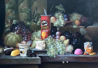 Dave Pollot Art ⓖ thegallerist.art