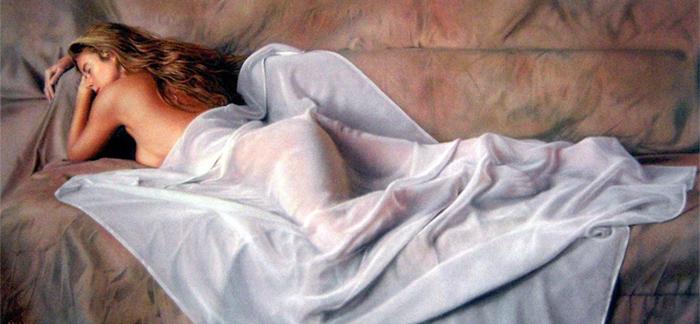 Douglas Hofmann_thegallerist.art_erotic painting_erotic art