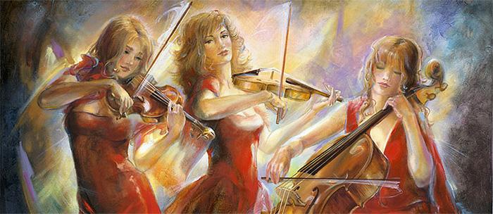 Lena Sotskova Art ⓖ thegallerist.art