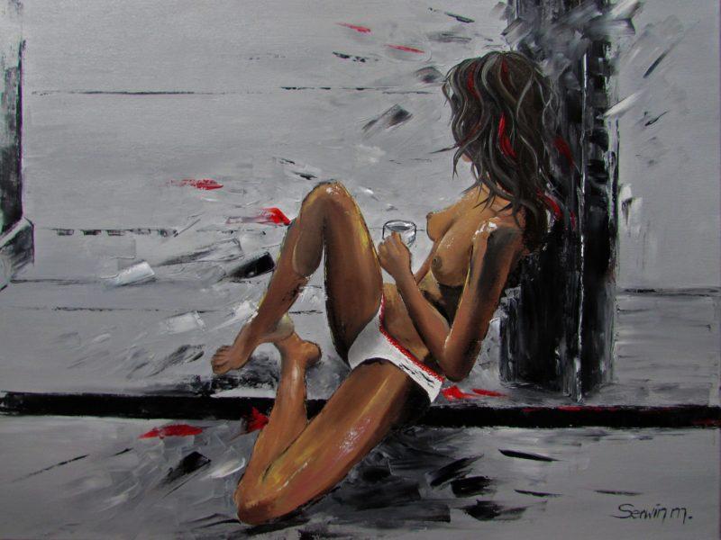 Magdalena Serwin Art ⓖ thegallerist.art
