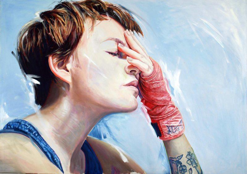 Rainer Augur Art ⓖ thegallerist.art