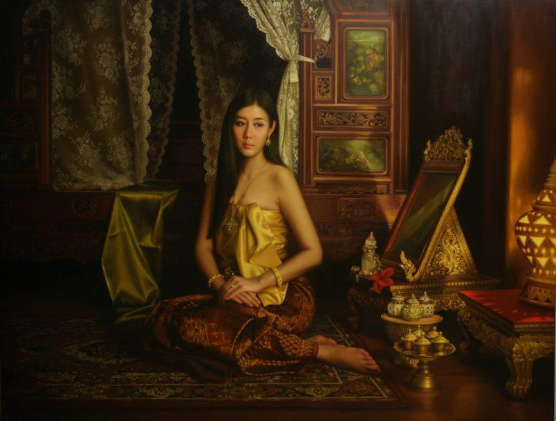 Watchara Klakhakhai Art ⓖ thegallerist.art