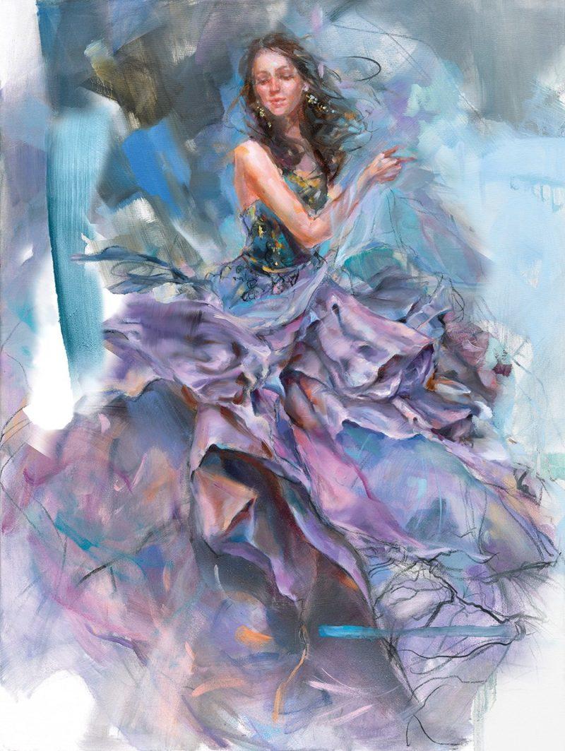 Anna Razumovskaya Art ⓖ thegallerist.art