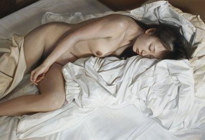Atsushi Suwa realistic painting - realism art - thegallerist.art