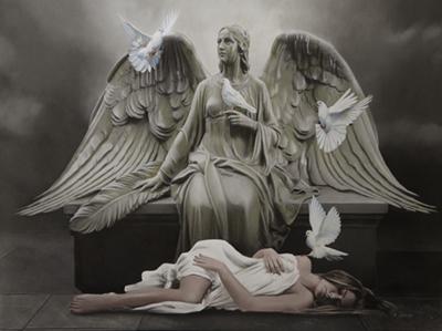 Brita Seifert  Surrealism Painting ⓖ thegallerist.art