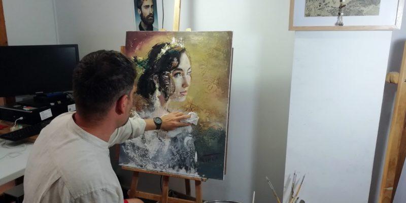 Catalin Ilinca Art ⓖ thegallerist.art