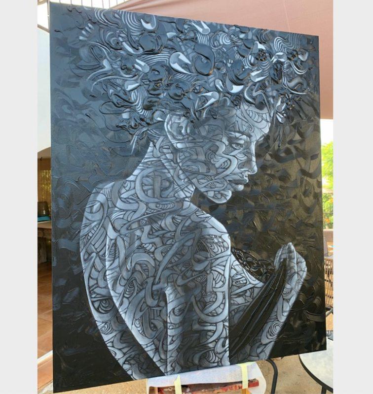 Esther Barend Art ⓖ thegallerist.art