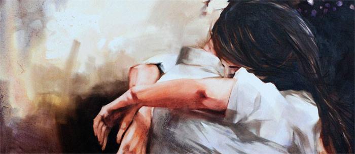 Igor Shulman Romantic painting
