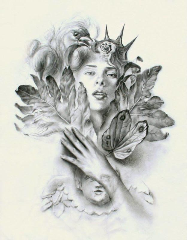 Johnny Palacios Hidalgo Art ⓖ thegallerist.art