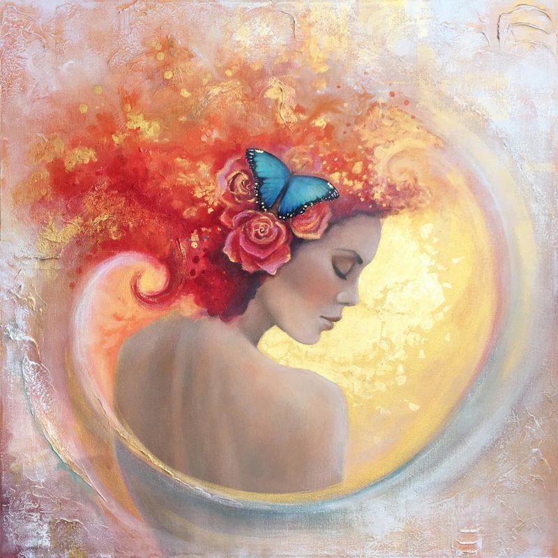 Linzy Arnott Art ⓖ thegallerist.art