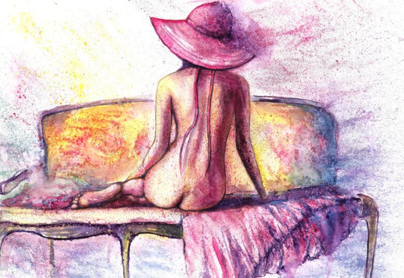 Natalja Picugina Art ⓖ thegallerist.art