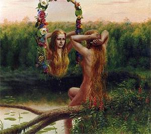 Nymphs | Greek Mythology