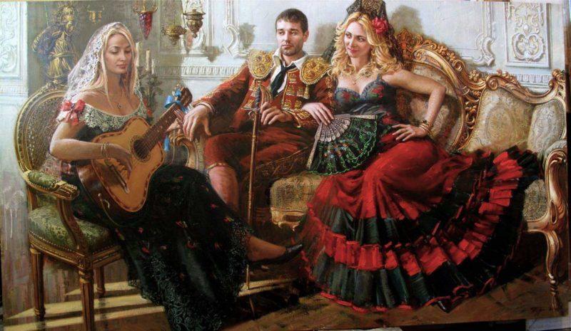 Oleg Turchin Art ⓖ thegallerist.art