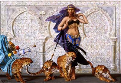 Oleg Turchin Surrealism painting thegallerist.art
