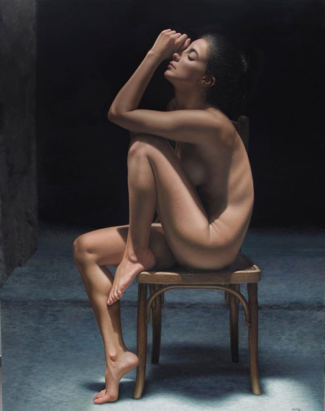Omar Ortiz Painting ⓖ thegallerist.art