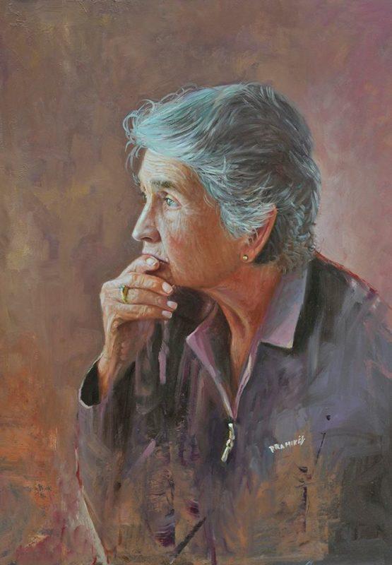 Ramiro Ramírez Cardona Art ⓖ thegallerist.art