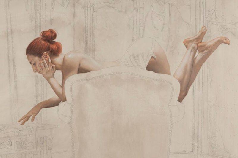 Sergio Martínez Art ⓖ thegallerist.art