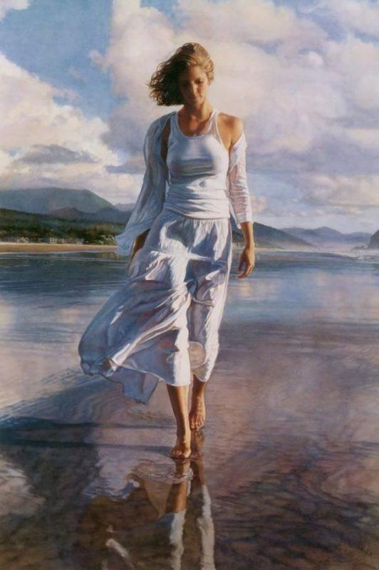 Steve Hanks Art ⓖ thegallerist.art