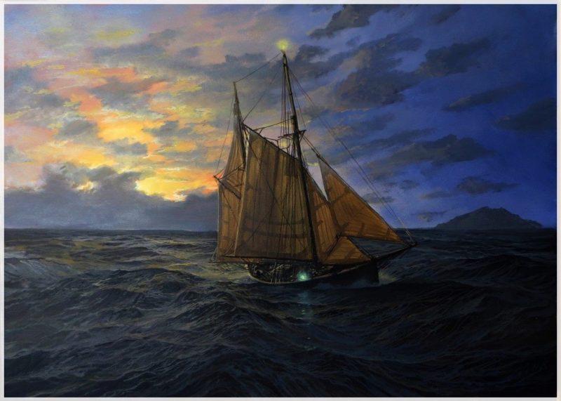 Wieslaw Wilk Art ⓖ thegallerist.art