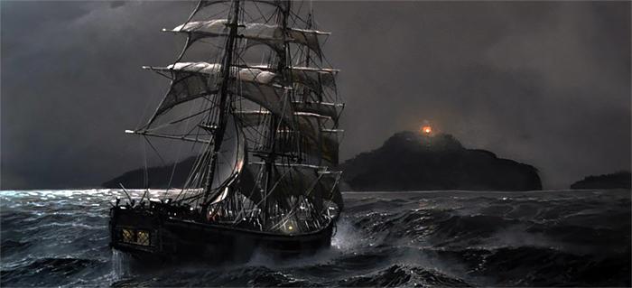Wieslaw Wilk Art Marine painting