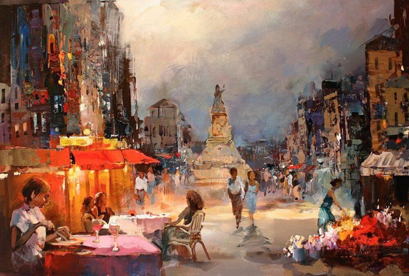 Willem Haenraets Art ⓖ thegallerist.art