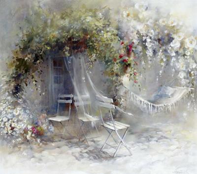 Willem Haenraets Idyllic painting