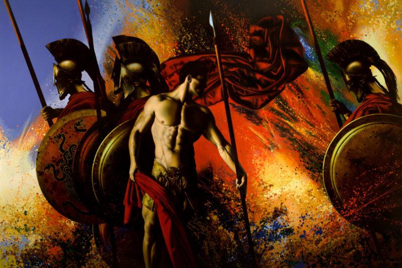 Alexey Golovin Art ⓖ thegallerist.art