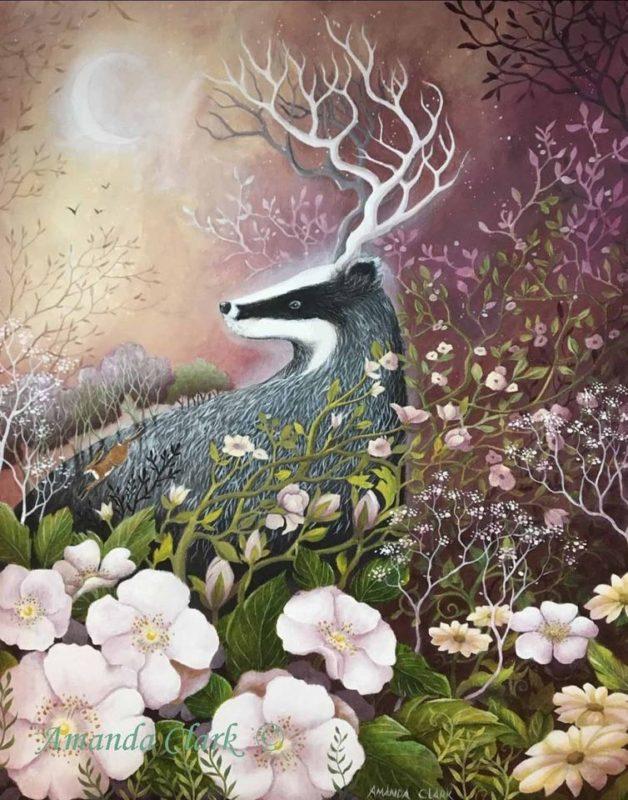 Amanda Clark Art ⓖ thegallerist.art