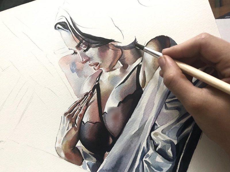 Ellectra Art ⓖ thegallerist.art