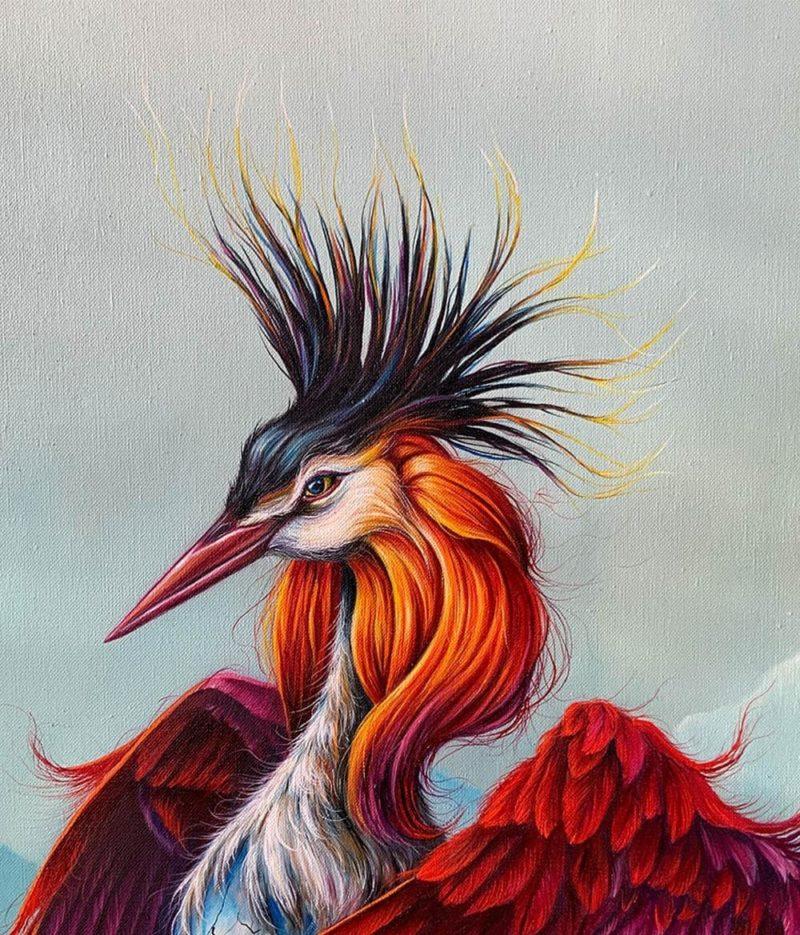 Ewa Pronczuk-Kuziak Art ⓖ thegallerist.art