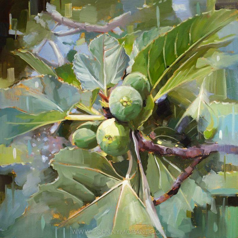 Johnny Morant Art ⓖ thegallerist.art