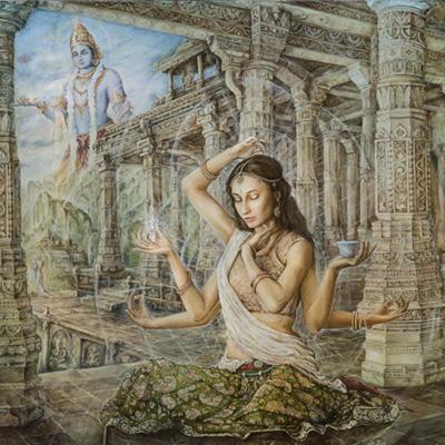 Joseph Skala Mystical painting