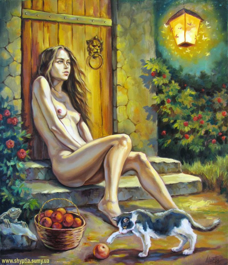 Kostiantyn Shyptia Art ⓖ thegallerist.art