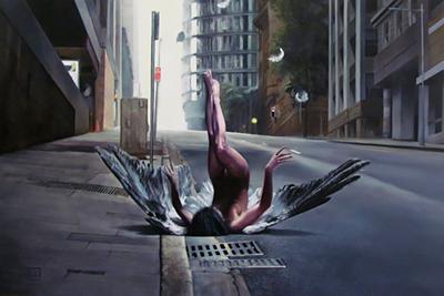 Linda Adair Painting