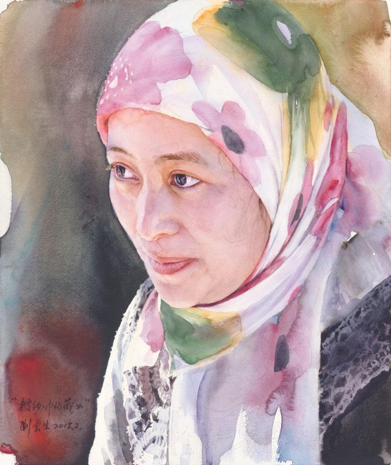 Liu Yunsheng Art ⓖ thegallerist.art