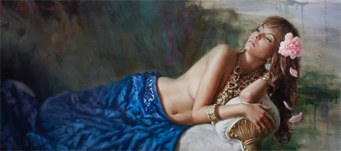 Mark Arian Painting thegallerist.art
