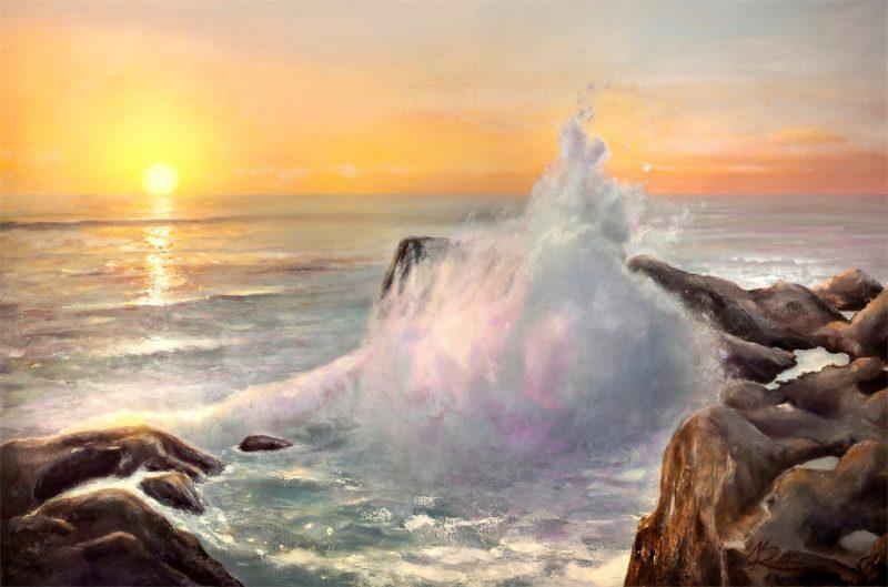 Michael Rock Art ⓖ thegallerist.art