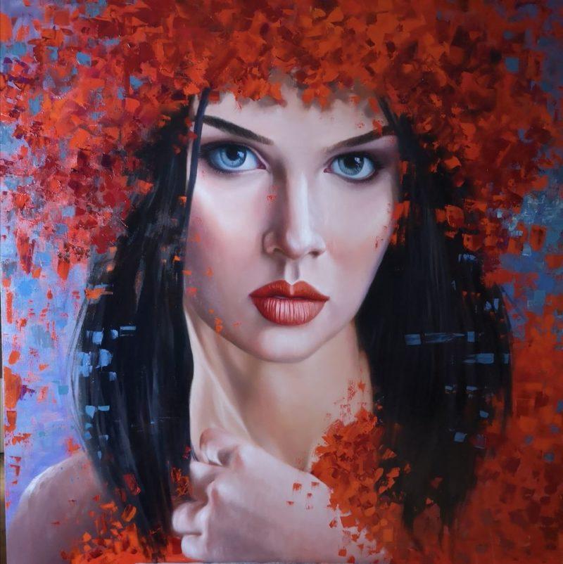 Raffaele Fiore Art ⓖ thegallerist.art