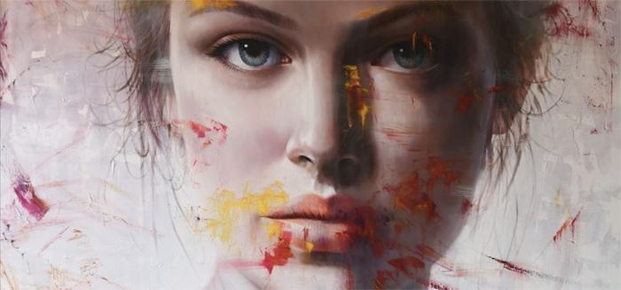 Raffaele Fiore Painting