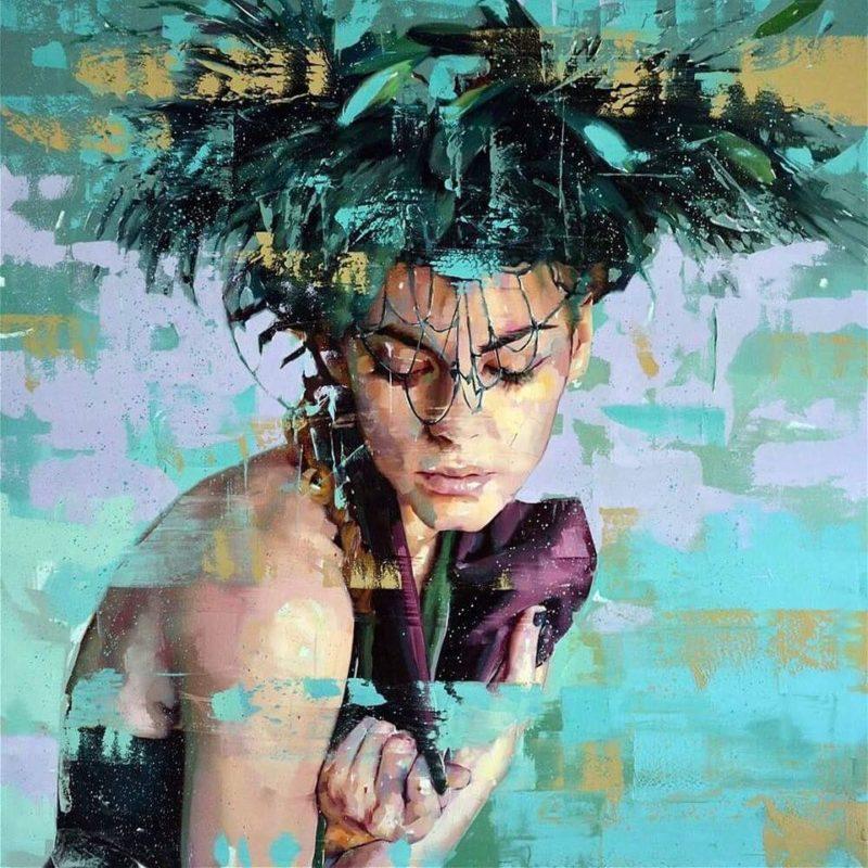 Silvio Porzionato Art ⓖ thegallerist.art