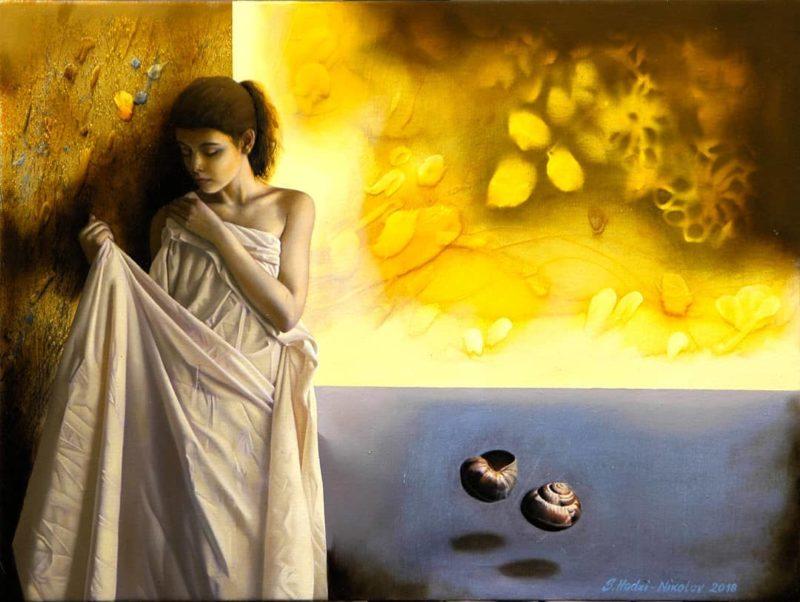 Stefan Hadzi Nikolov Art ⓖ thegallerist.art